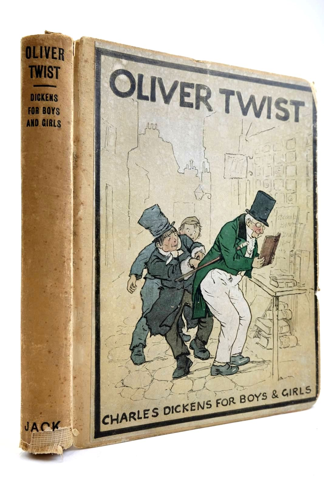 Photo of OLIVER TWIST- Stock Number: 2133985