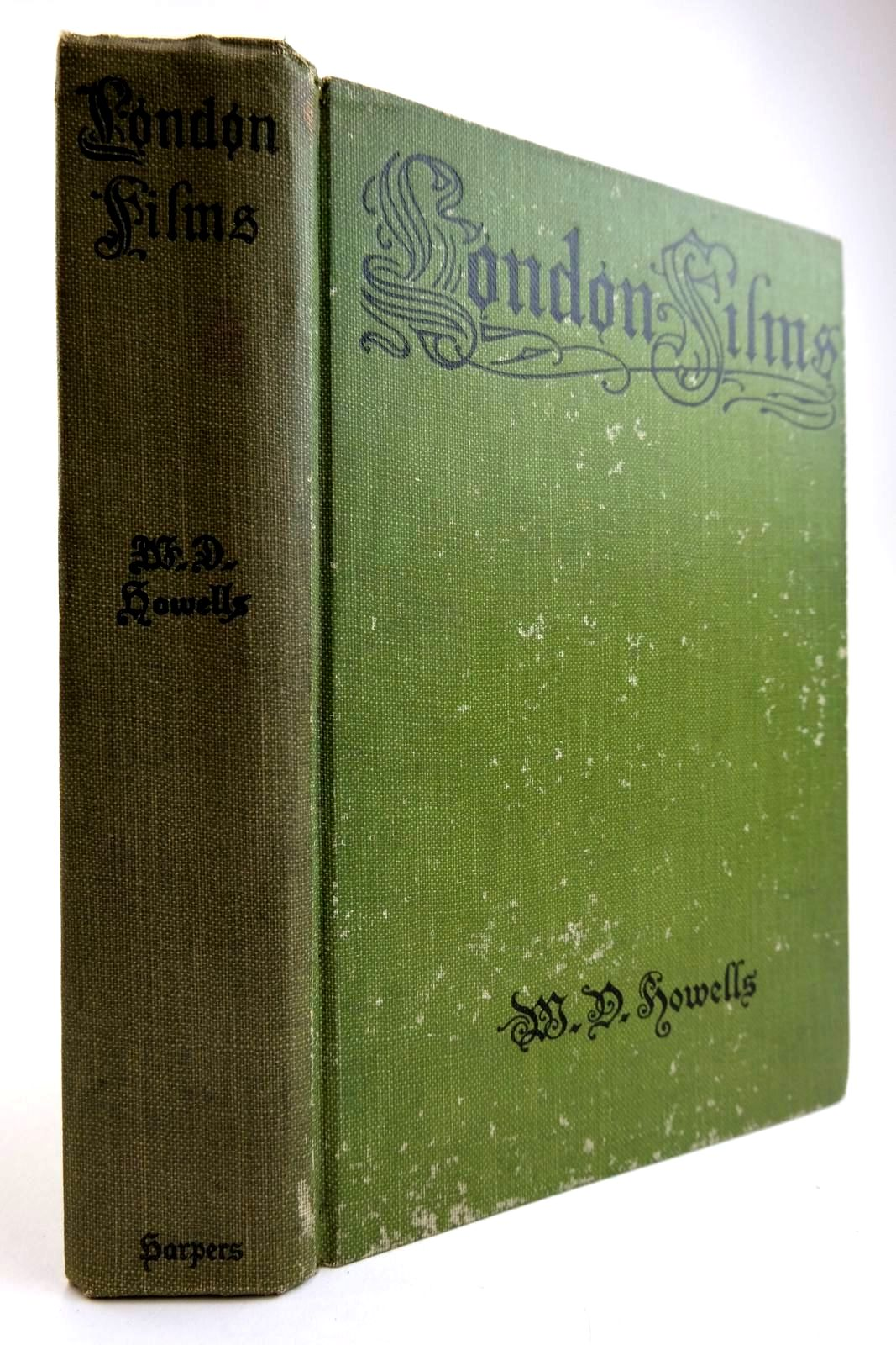 Photo of LONDON FILMS AND CERTAIN DELIGHTFUL ENGLISH TOWNS written by Howells, W.D. published by Harper And Brothers (STOCK CODE: 2133988)  for sale by Stella & Rose's Books