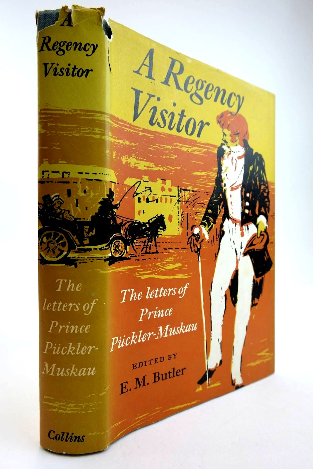 Photo of A REGENCY VISITOR: THE ENGLISH TOUR OF PRINCE PUCKLER-MUSKAU DESCRIBED IN HIS LETTERS 1826-1828- Stock Number: 2133990