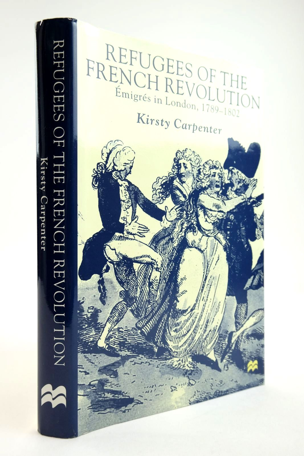 Photo of REFUGEES OF THE FRENCH REVOLUTION: EMIGRES IN LONDON, 1789-1802- Stock Number: 2134009
