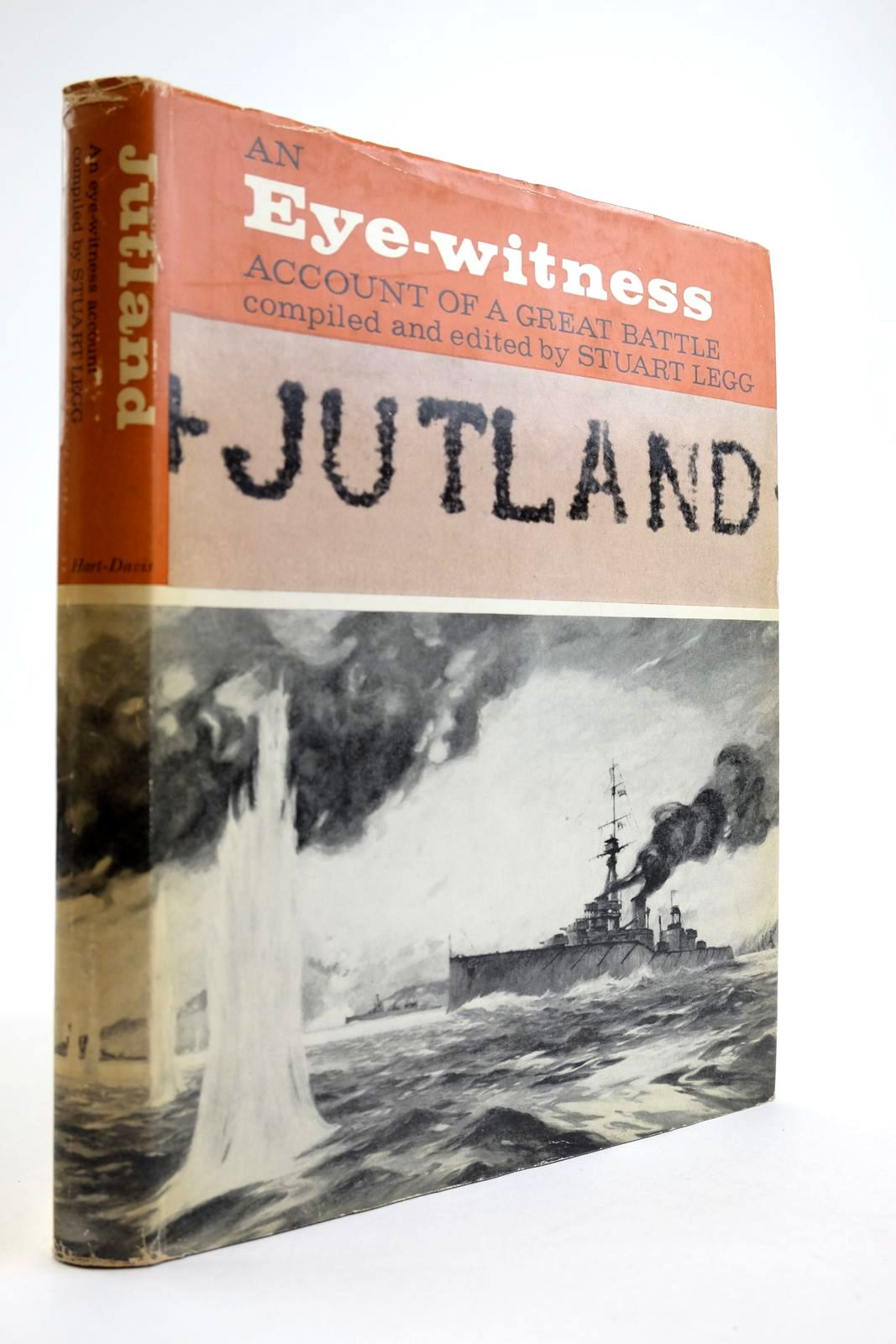 Photo of JUTLAND: AN EYE-WITNESS ACCOUNT OF A GREAT BATTLE- Stock Number: 2134012