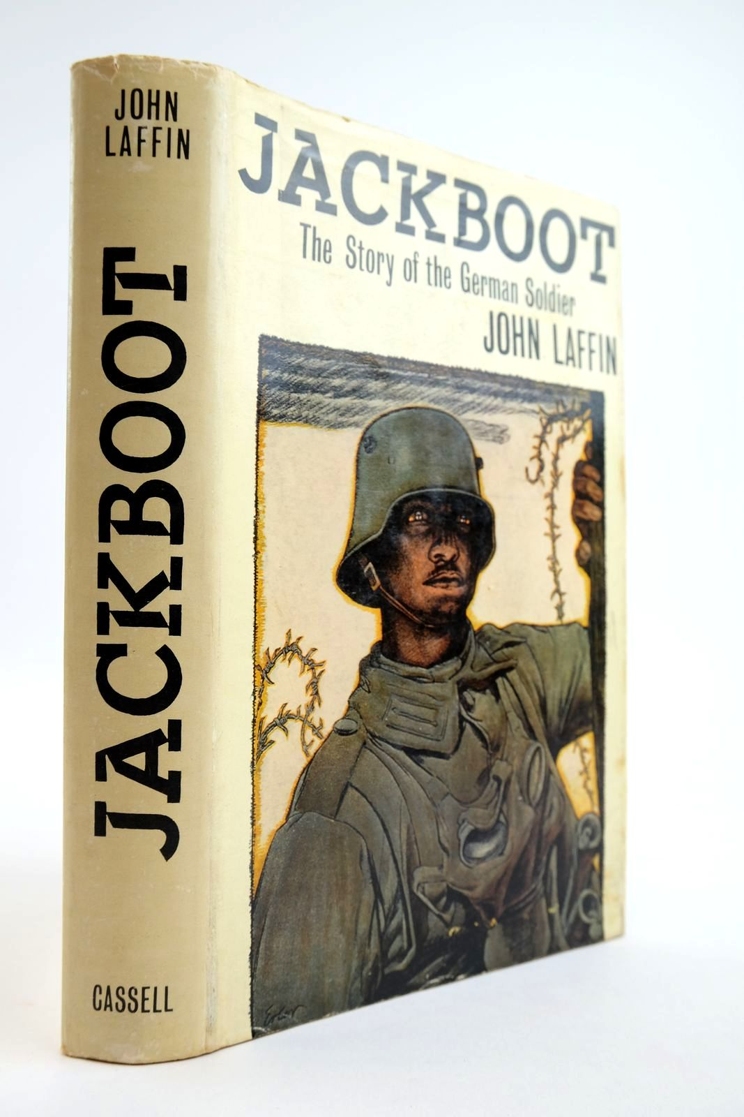 Photo of JACKBOOT: THE STORY OF THE GERMAN SOLDIER- Stock Number: 2134018