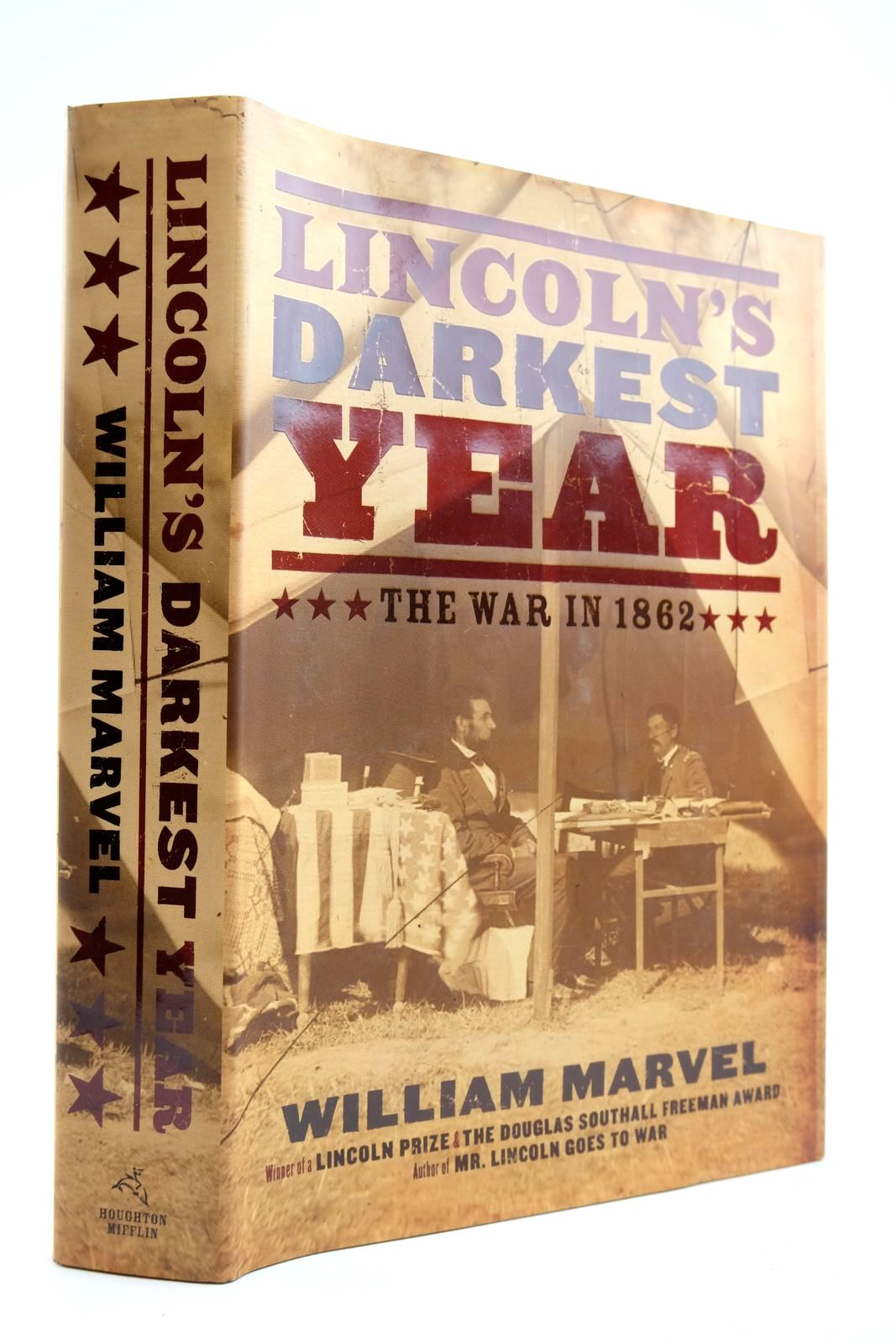 Photo of LINCOLN'S DARKEST YEAR: THE WAR IN 1862 written by Marvel, William published by Houghton Mifflin Company (STOCK CODE: 2134021)  for sale by Stella & Rose's Books