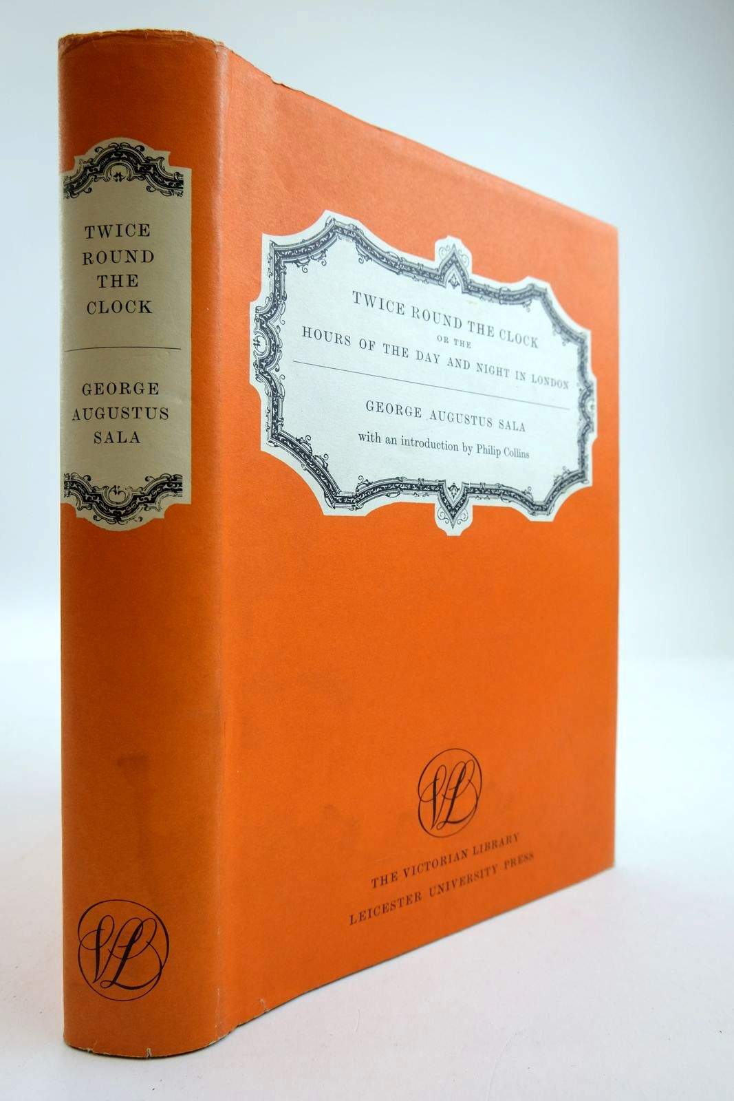 Photo of TWICE ROUND THE CLOCK: OR THE HOURS OF THE DAY AND NIGHT IN LONDON- Stock Number: 2134030