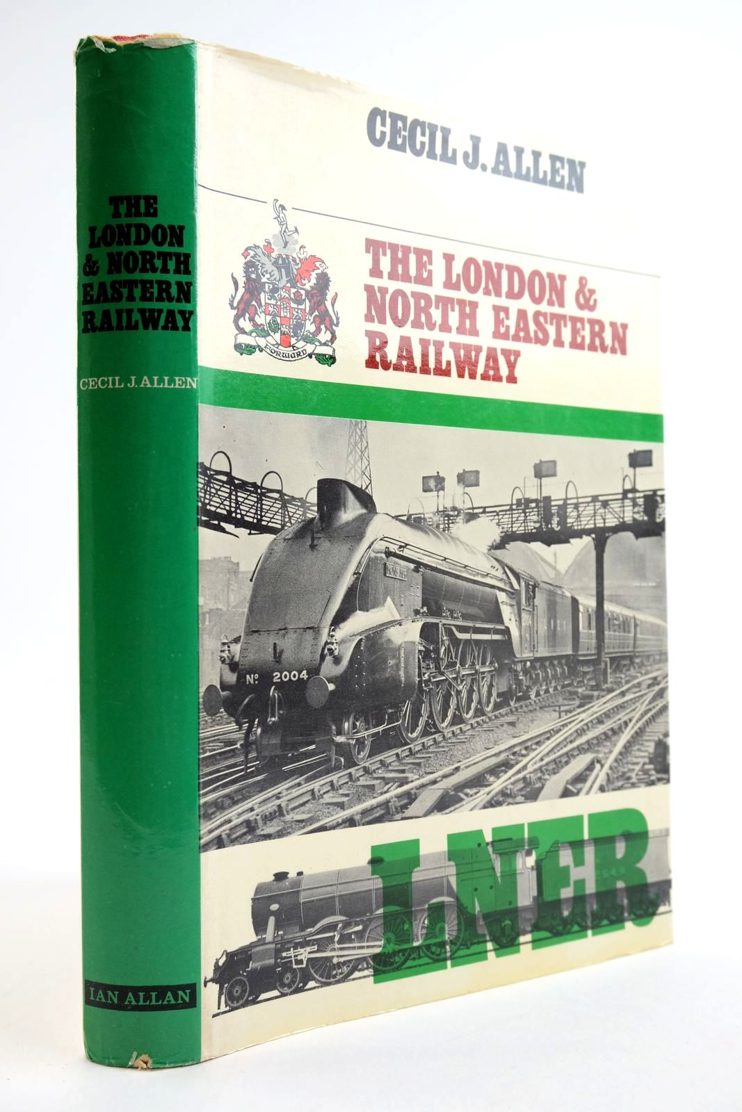 Photo of THE LONDON & NORTH EASTERN RAILWAY- Stock Number: 2134036