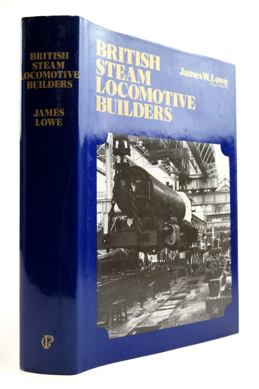 Photo of BRITISH STEAM LOCOMOTIVE BUILDERS- Stock Number: 2134044