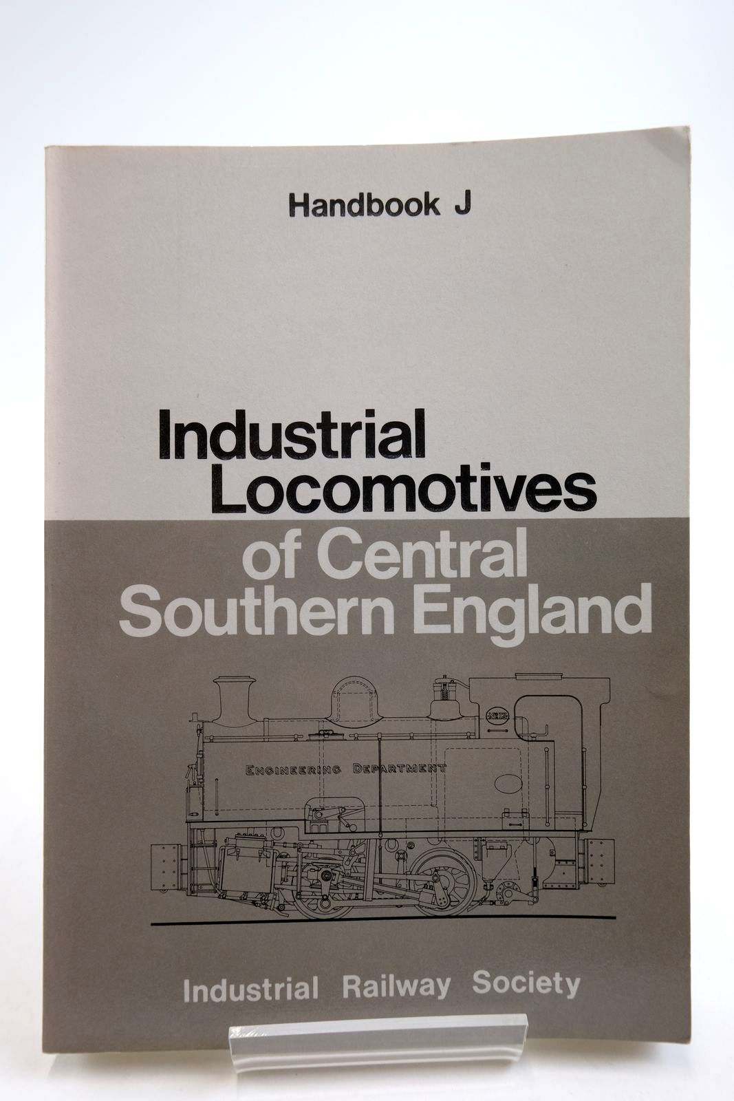 Photo of INDUSTRIAL LOCOMOTIVES OF CENTRAL SOUTHERN ENGLAND- Stock Number: 2134047