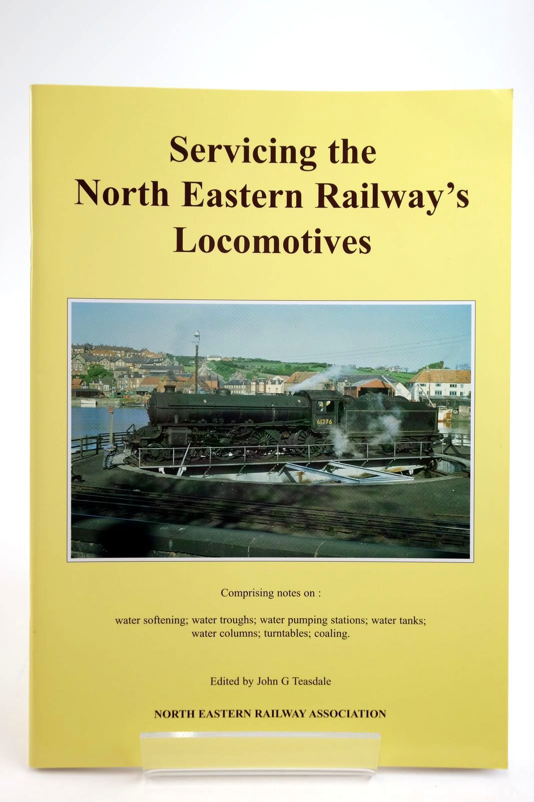 Photo of SERVICING THE NORTH EASTERN RAILWAY'S LOCOMOTIVES- Stock Number: 2134051