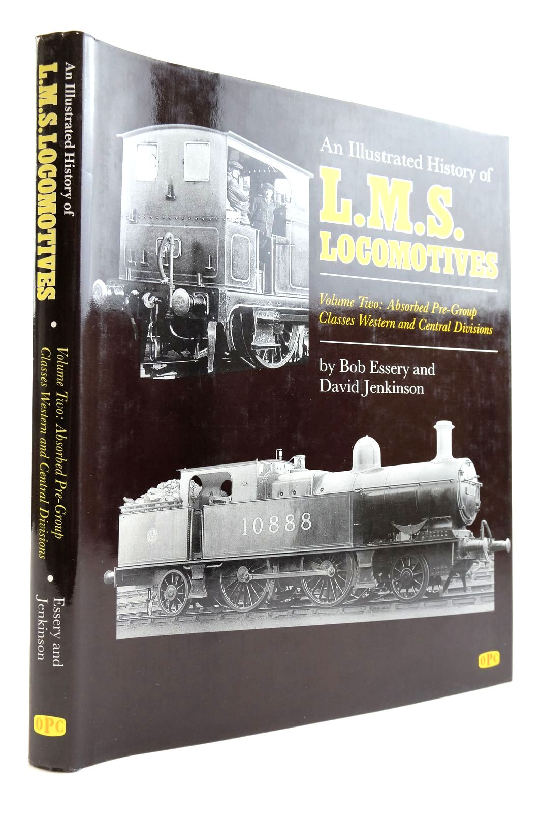 Photo of AN ILLUSTRATED HISTORY OF LMS LOCOMOTIVES VOLUME TWO written by Essery, Bob Jenkinson, David published by Oxford Publishing (STOCK CODE: 2134052)  for sale by Stella & Rose's Books