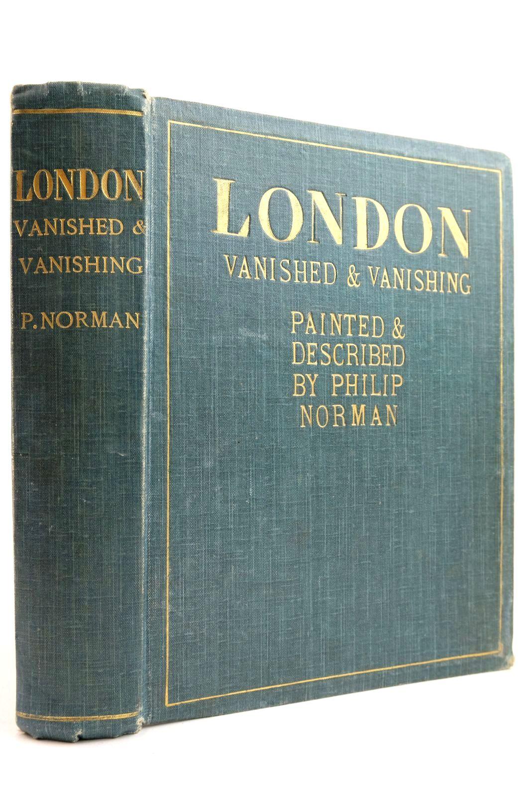 Photo of LONDON VANISHED & VANISHING- Stock Number: 2134074