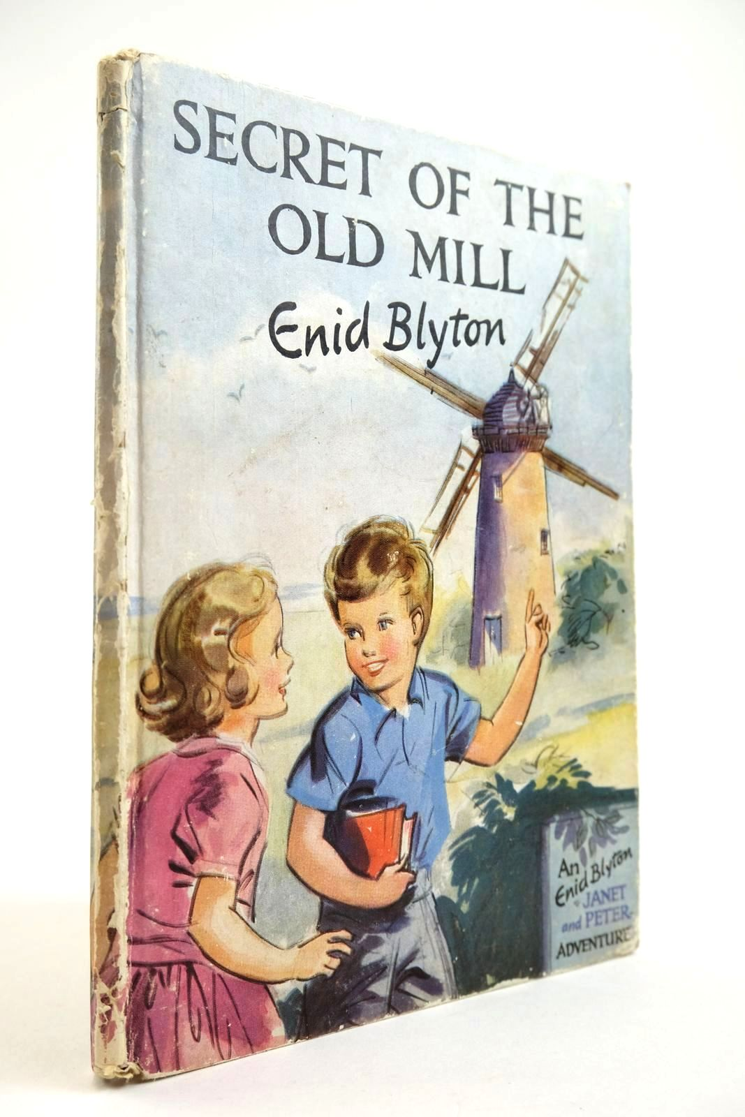 Photo of SECRET OF THE OLD MILL written by Blyton, Enid illustrated by Soper, Eileen published by Brockhampton Press (STOCK CODE: 2134077)  for sale by Stella & Rose's Books