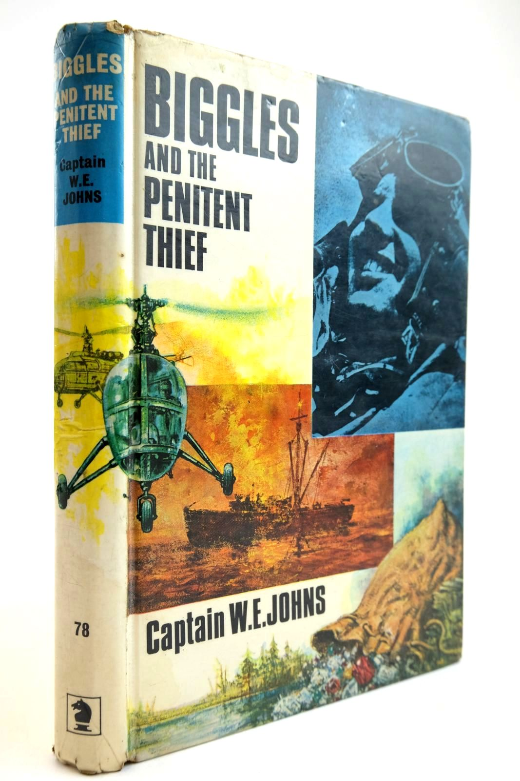 Photo of BIGGLES AND THE PENITENT THIEF written by Johns, W.E. published by Brockhampton Press (STOCK CODE: 2134084)  for sale by Stella & Rose's Books