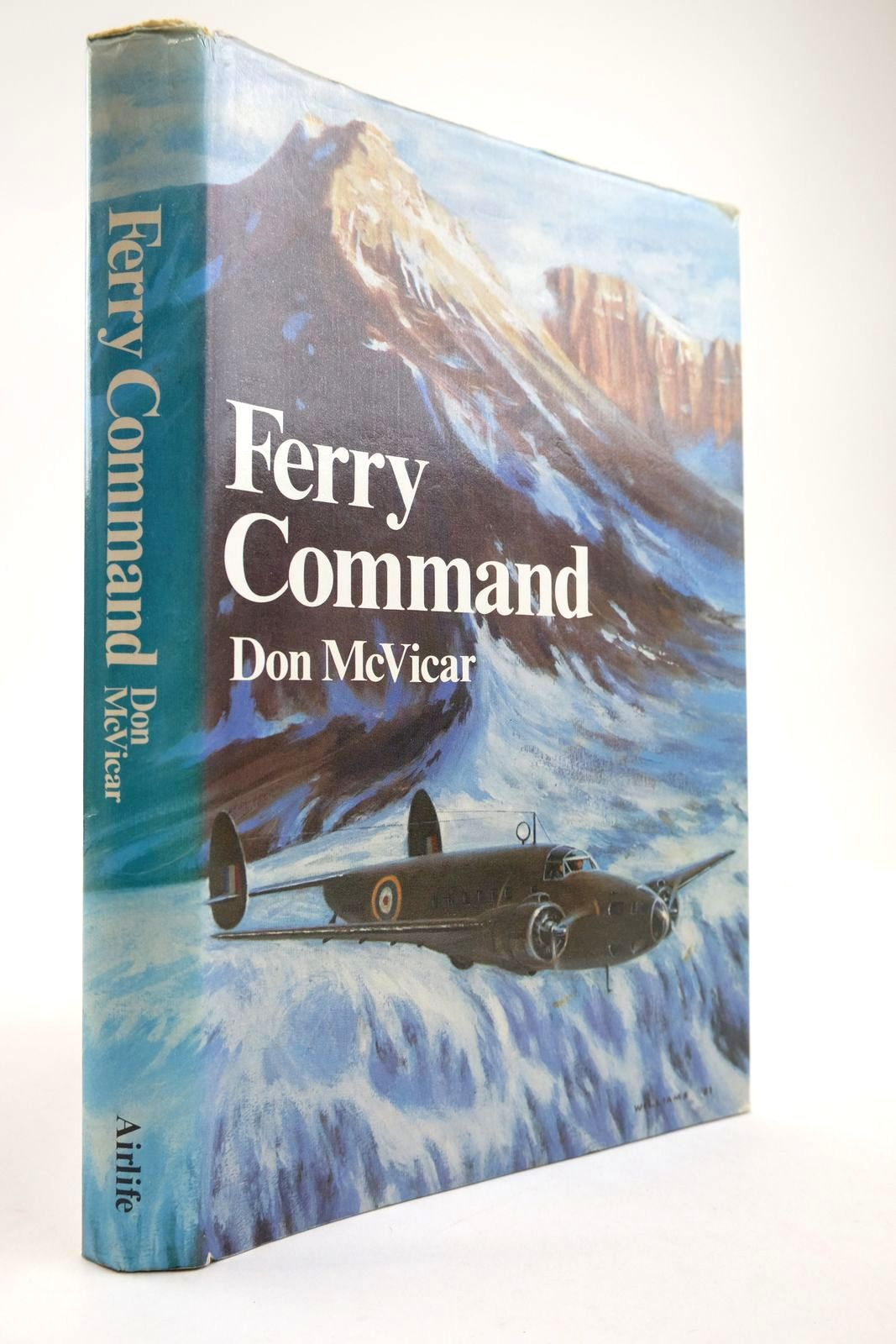 Photo of FERRY COMMAND written by McVicar, Don illustrated by Williams, L.R. published by Airlife (STOCK CODE: 2134088)  for sale by Stella & Rose's Books