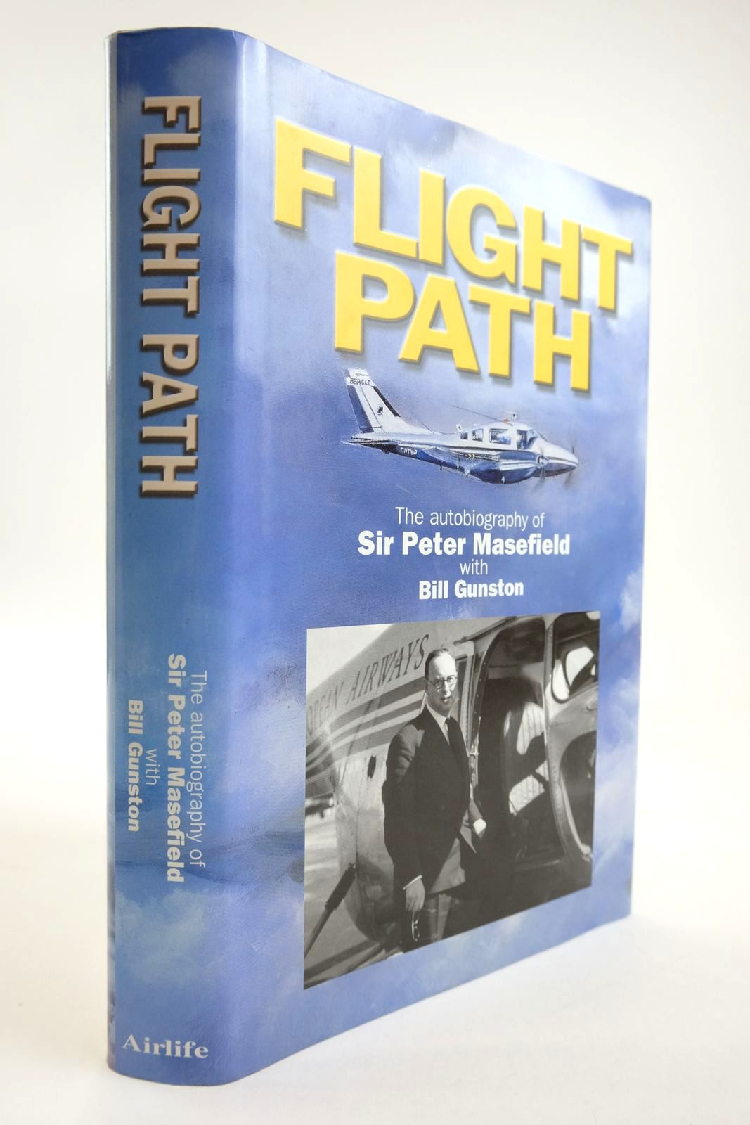 Photo of FLIGHT PATH: THE AUTOBIOGRAPHY OF SIR PETER MASEFIELD- Stock Number: 2134090