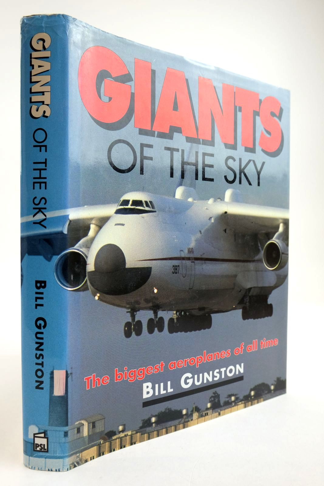 Photo of GIANTS OF THE SKY: THE BIGGEST AEROPLANES OF ALL TIME- Stock Number: 2134096