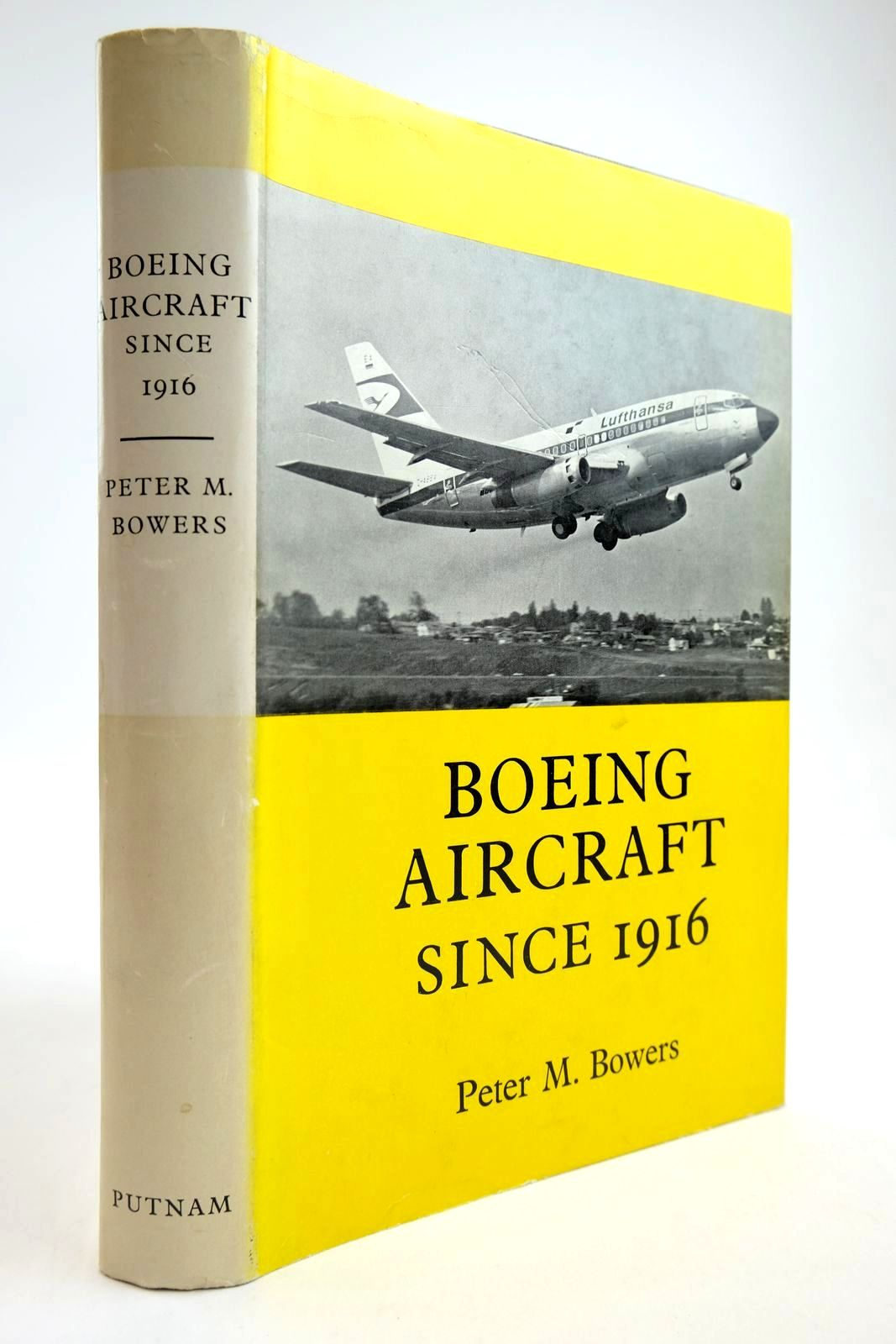 Photo of BOEING AIRCRAFT SINCE 1916- Stock Number: 2134097