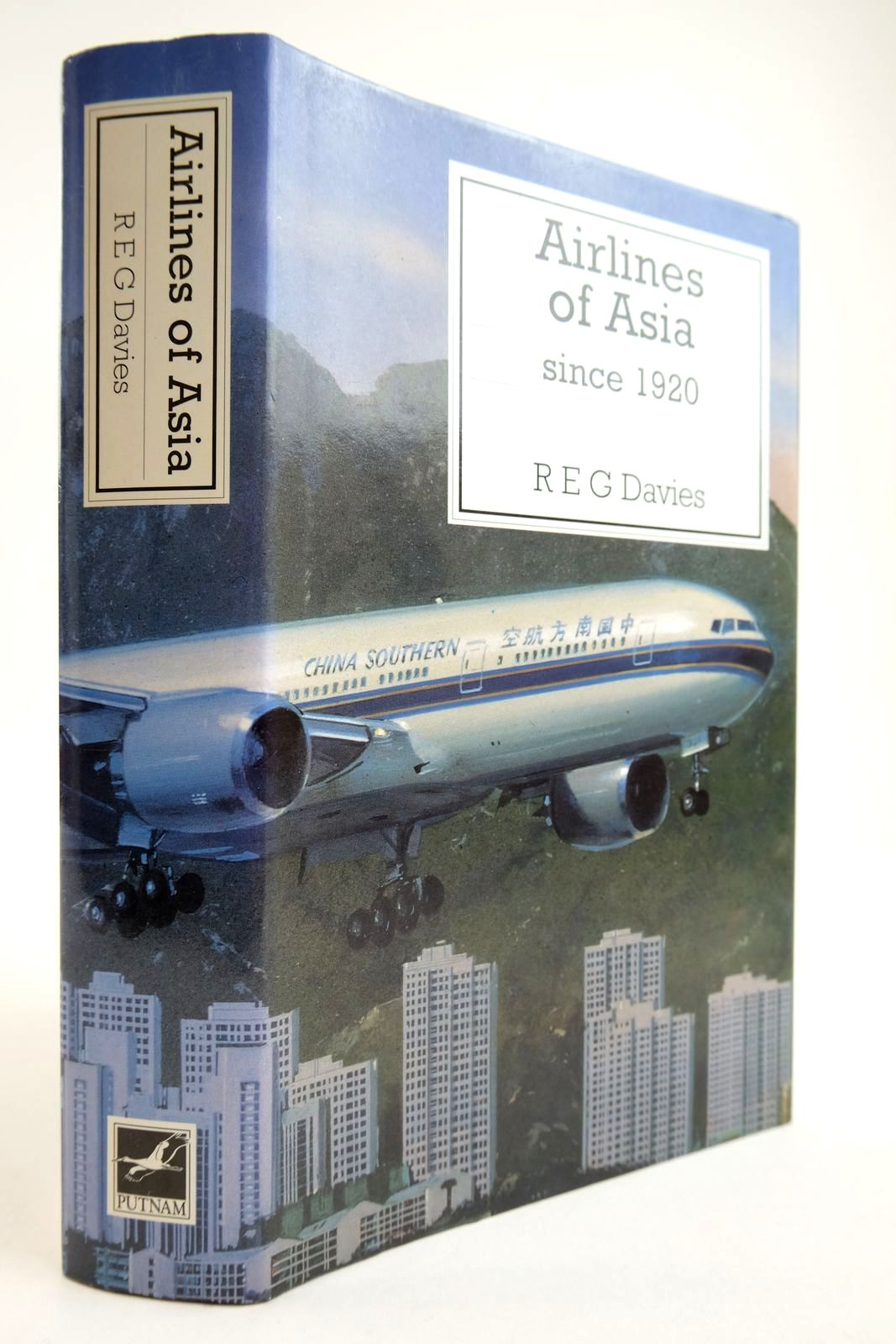 Photo of AIRLINES OF ASIA SINCE 1920- Stock Number: 2134098
