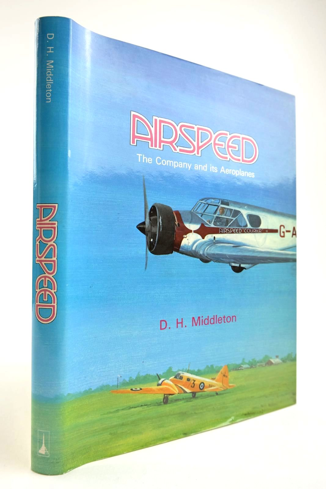 Photo of AIRSPEED THE COMPANY AND ITS AEROPLANES written by Middleton, D.H. published by Terence Dalton Limited (STOCK CODE: 2134100)  for sale by Stella & Rose's Books