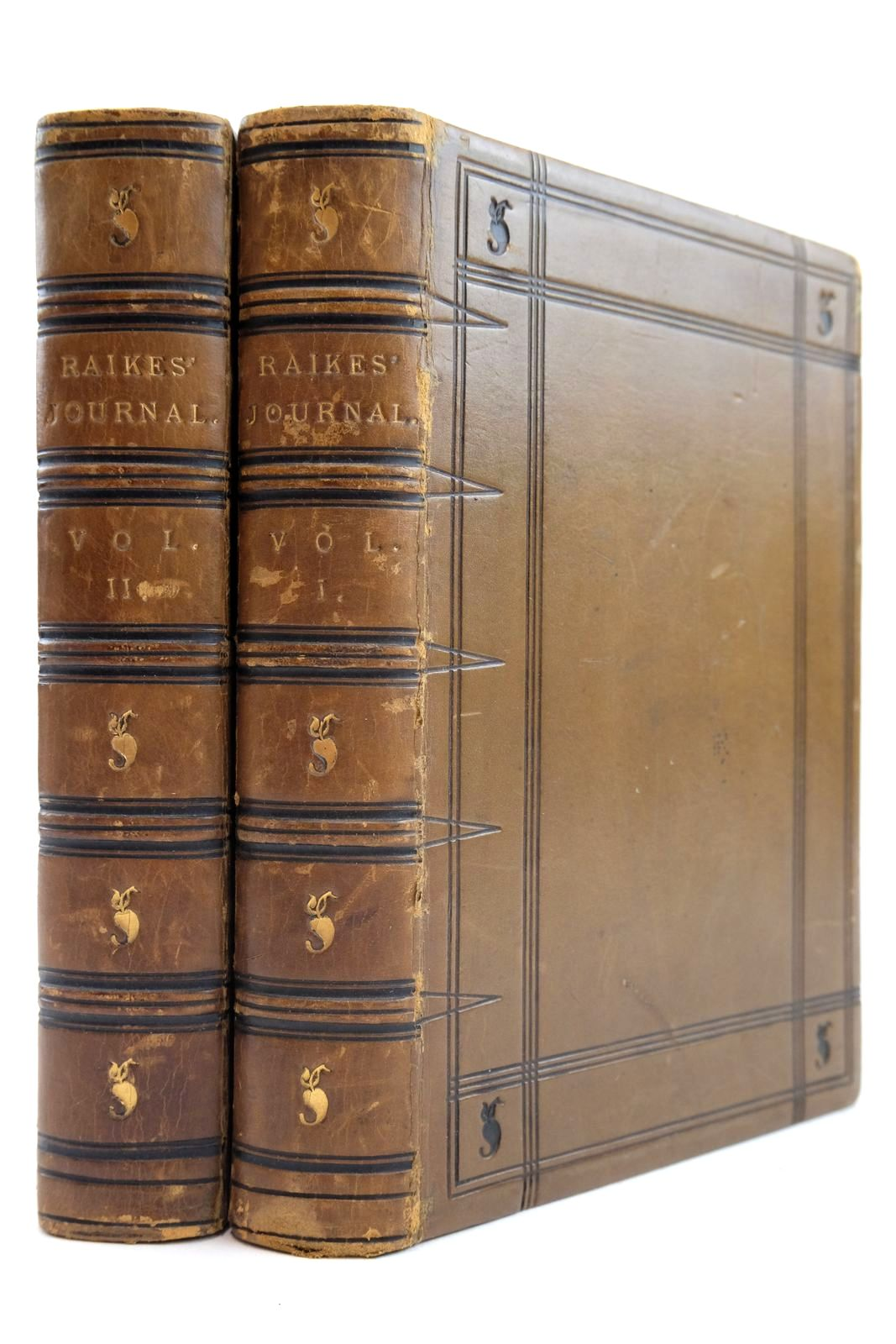 Photo of A PORTION OF THE JOURNAL KEPT BY THOMAS RAIKES, ESQ. FROM 1831 TO 1847 (2 VOLUMES)- Stock Number: 2134129