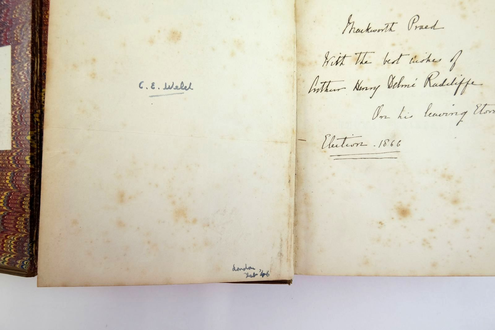 Photo of A PORTION OF THE JOURNAL KEPT BY THOMAS RAIKES, ESQ. FROM 1831 TO 1847 (2 VOLUMES) written by Raikes, Thomas published by Longman, Brown, Green, Longmans & Roberts (STOCK CODE: 2134129)  for sale by Stella & Rose's Books