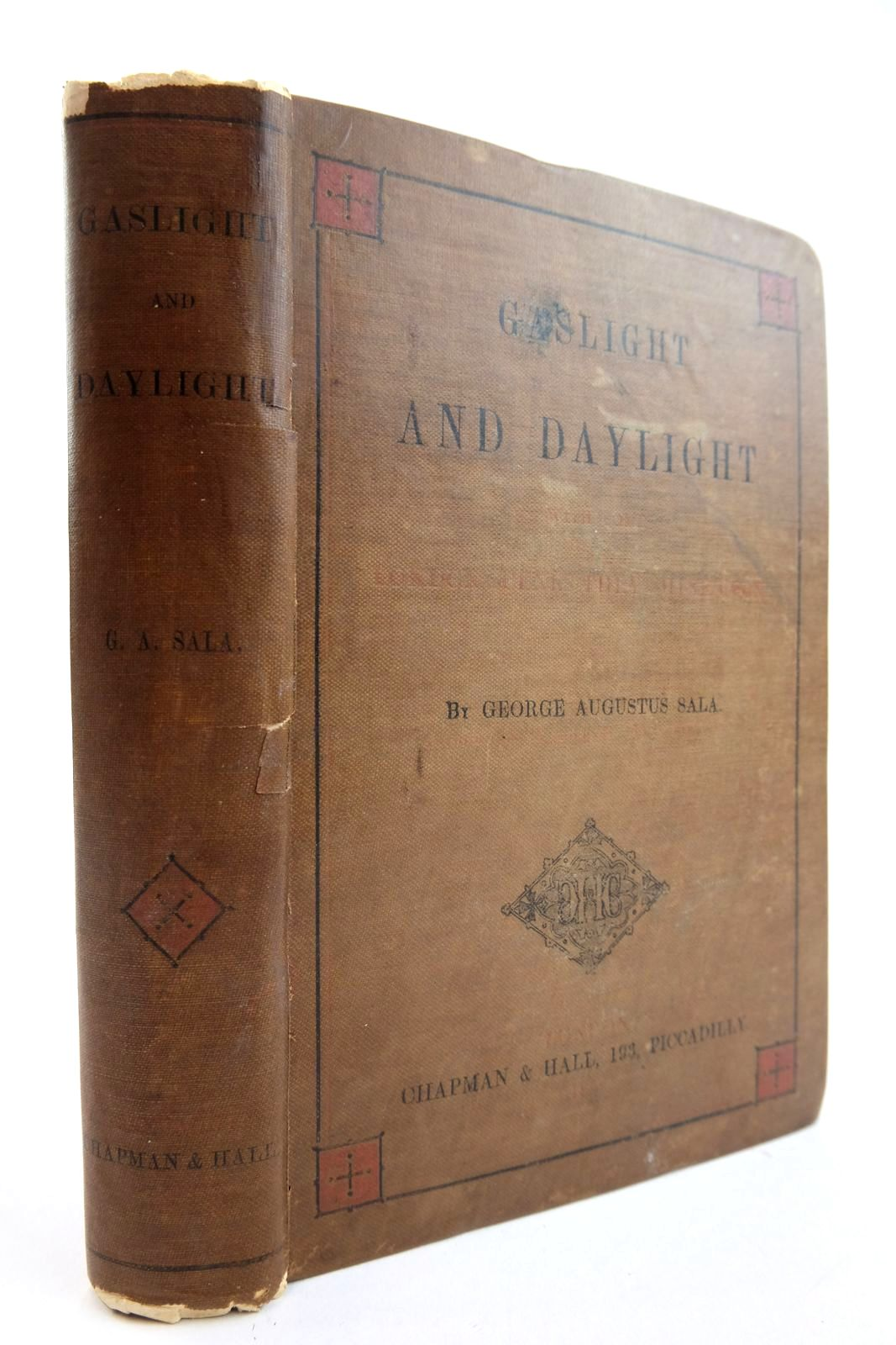 Photo of GASLIGHT AND DAYLIGHT, WITH SOME LONDON SCENES THEY SHINE UPON- Stock Number: 2134130