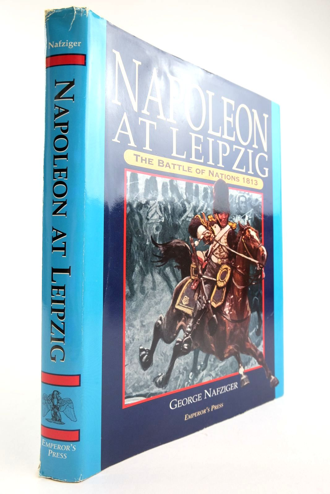 Photo of NAPOLEON AT LEIPZIG: THE BATTLE OF NATIONS 1813- Stock Number: 2134158