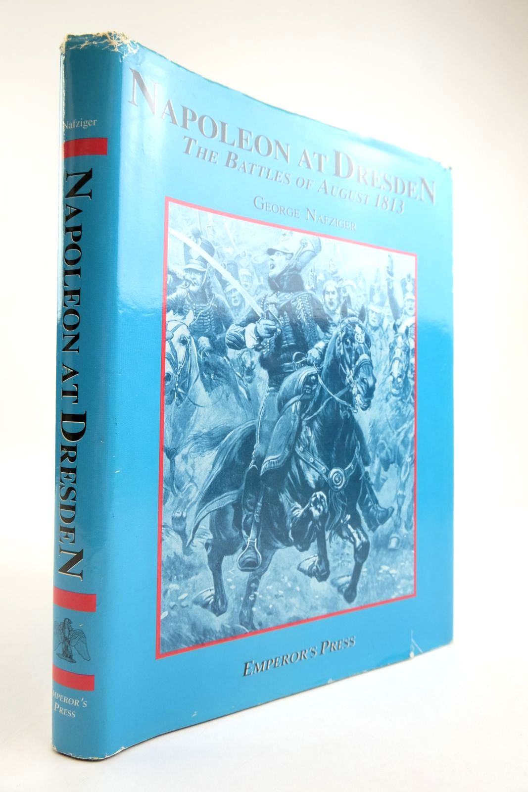 Photo of NAPOLEON'S DRESEDEN CAMPAIGN: THE BATTLES OF AUGUST 1813 written by Nafziger, George published by Emperor's Press (STOCK CODE: 2134159)  for sale by Stella & Rose's Books