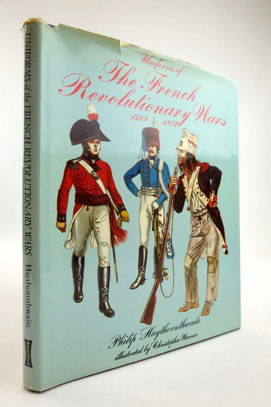 Photo of UNIFORMS OF THE FRENCH REVOLUTIONARY WARS 1789-1802- Stock Number: 2134165