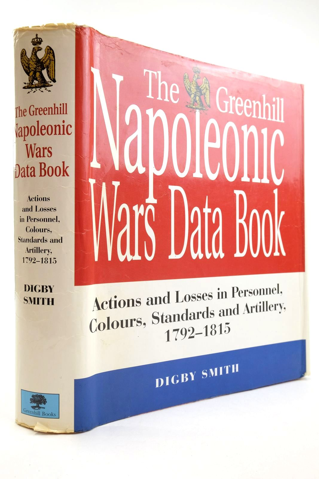 Photo of THE GREENHILL NAPOLEONIC WARS DATA BOOK- Stock Number: 2134170