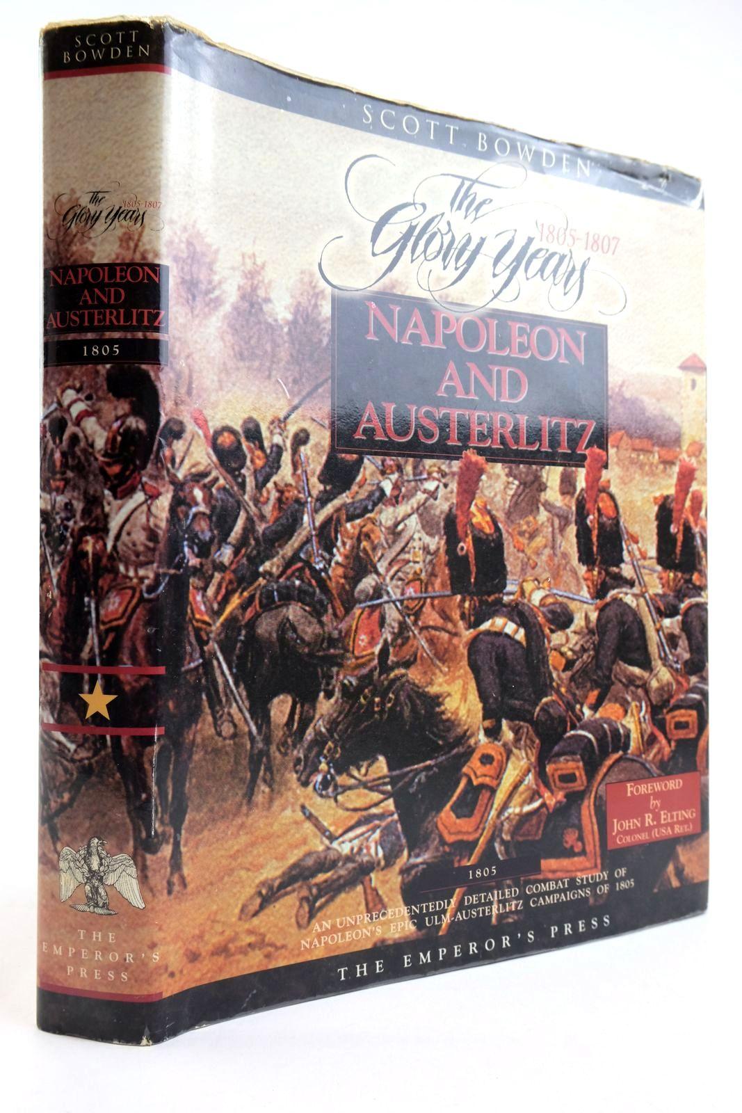 "Photo of ""THE GLORY YEARS"" OF 1805-1807 VOLUME 1: NAPOLEON AND AUSTERLITZ- Stock Number: 2134171"
