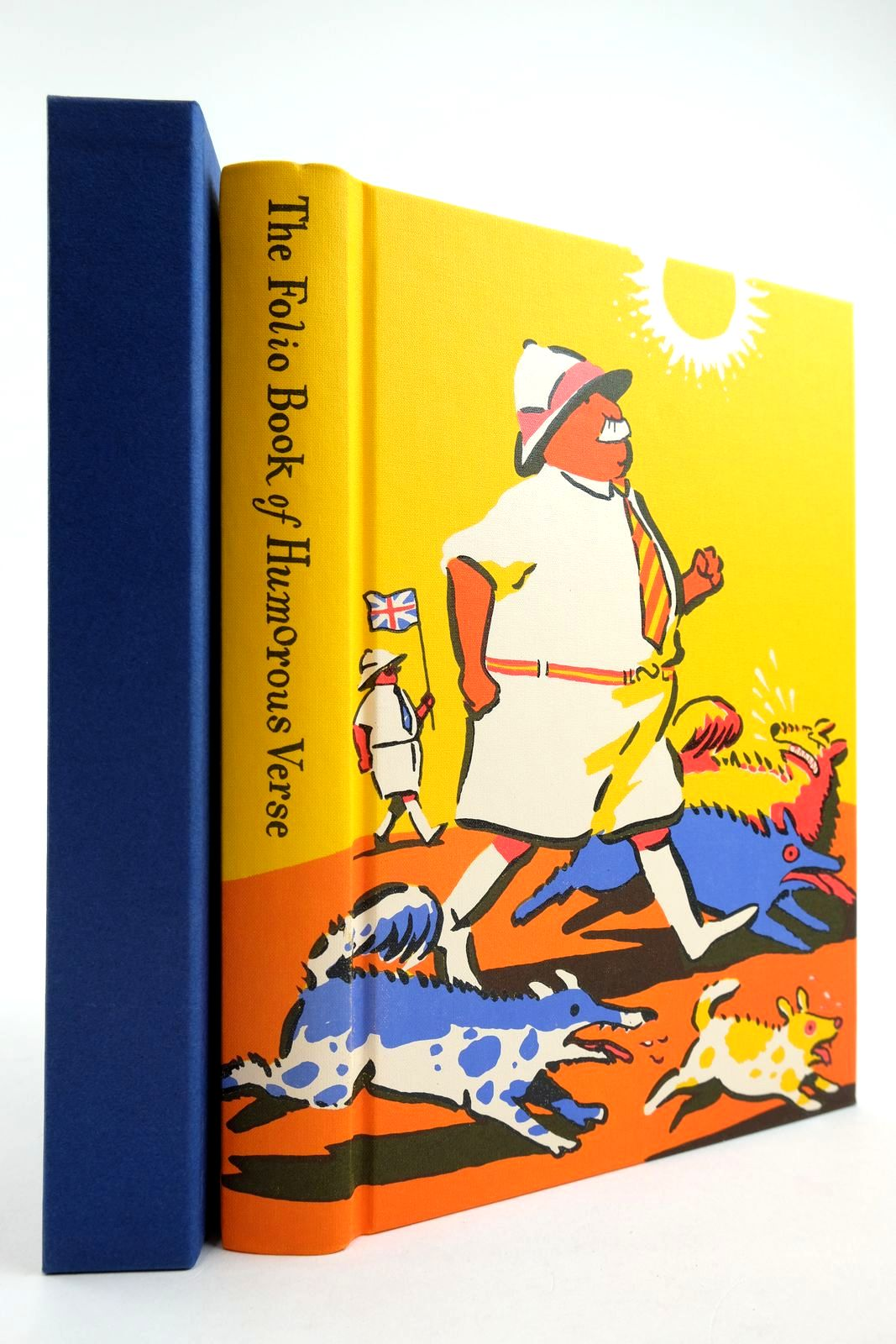 Photo of THE FOLIO BOOK OF HUMOROUS VERSE- Stock Number: 2134177
