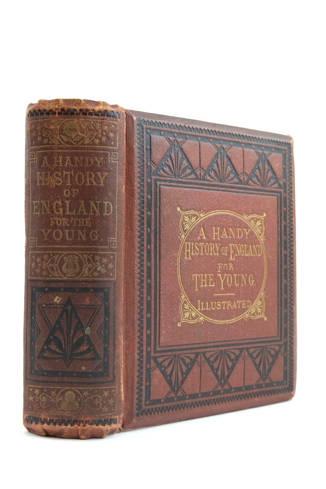 Photo of A HANDY HISTORY OF ENGLAND FOR THE YOUNG written by Dulcken, H.W. illustrated by Dalziel Brothers, published by George Routledge & Sons (STOCK CODE: 2134185)  for sale by Stella & Rose's Books