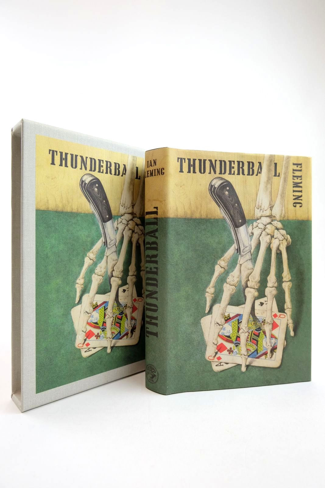 Photo of THUNDERBALL written by Fleming, Ian published by The First Edition Library, Jonathan Cape (STOCK CODE: 2134195)  for sale by Stella & Rose's Books