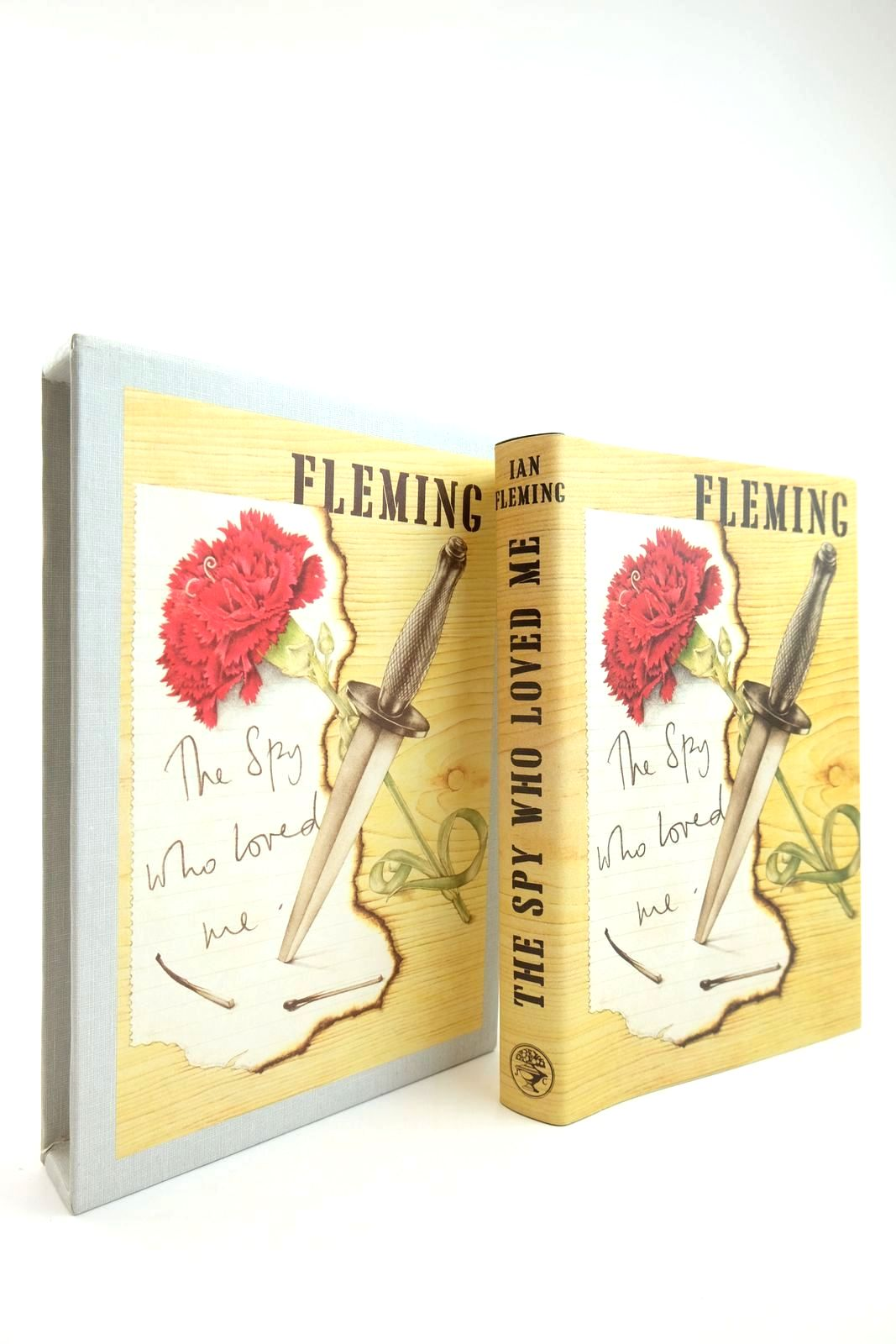 Photo of THE SPY WHO LOVED ME written by Fleming, Ian published by The First Edition Library, Jonathan Cape (STOCK CODE: 2134196)  for sale by Stella & Rose's Books