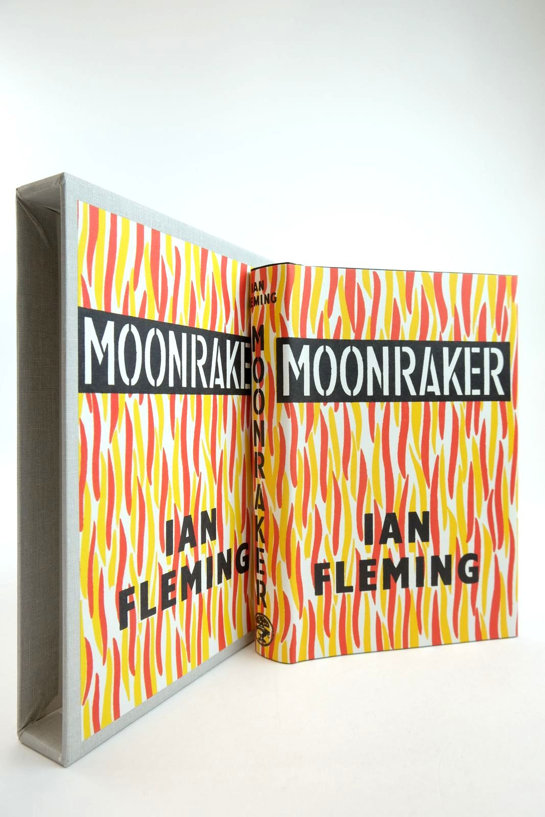 Photo of MOONRAKER written by Fleming, Ian published by The First Edition Library, Jonathan Cape (STOCK CODE: 2134198)  for sale by Stella & Rose's Books