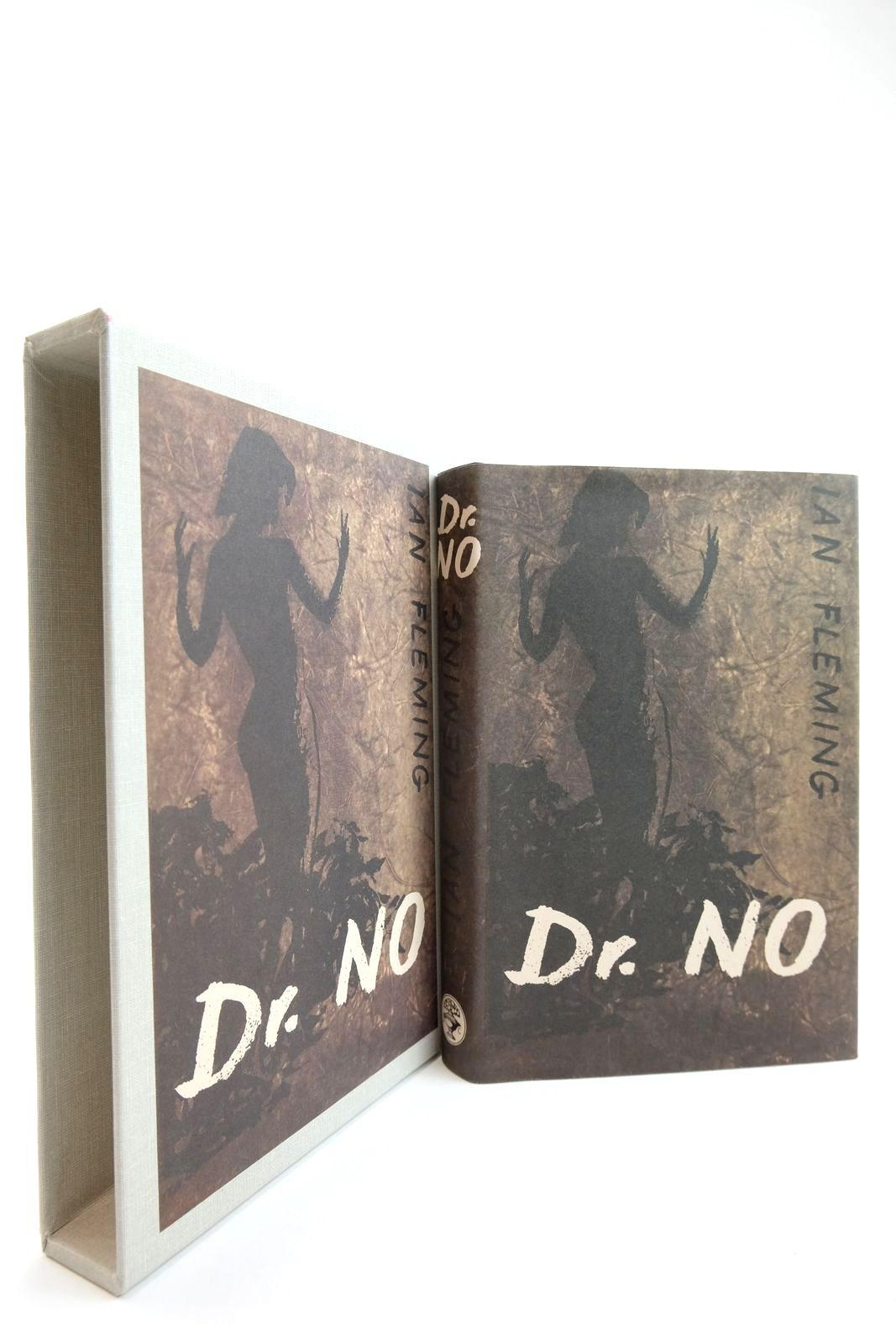 Photo of DR NO written by Fleming, Ian published by The First Edition Library, Jonathan Cape (STOCK CODE: 2134199)  for sale by Stella & Rose's Books