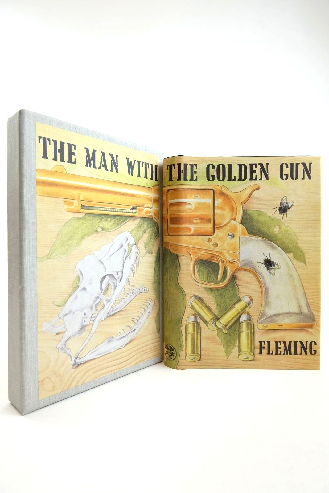 Photo of THE MAN WITH THE GOLDEN GUN written by Fleming, Ian published by The First Edition Library, Jonathan Cape (STOCK CODE: 2134204)  for sale by Stella & Rose's Books