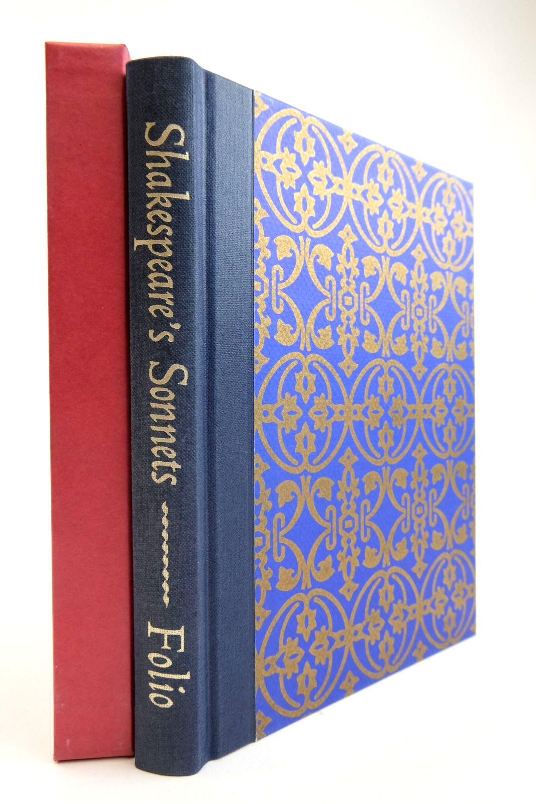 Photo of SHAKESPEARE'S SONNETS AND A LOVER'S COMPLAINT- Stock Number: 2134231