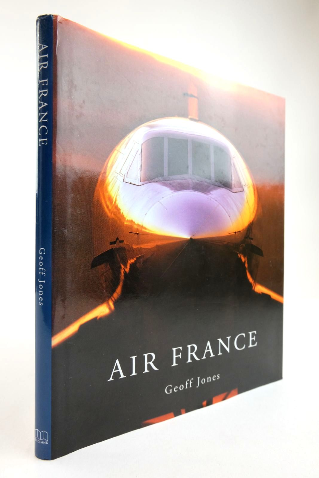 Photo of AIR FRANCE written by Jones, Geoff published by Midland Publishing (STOCK CODE: 2134234)  for sale by Stella & Rose's Books