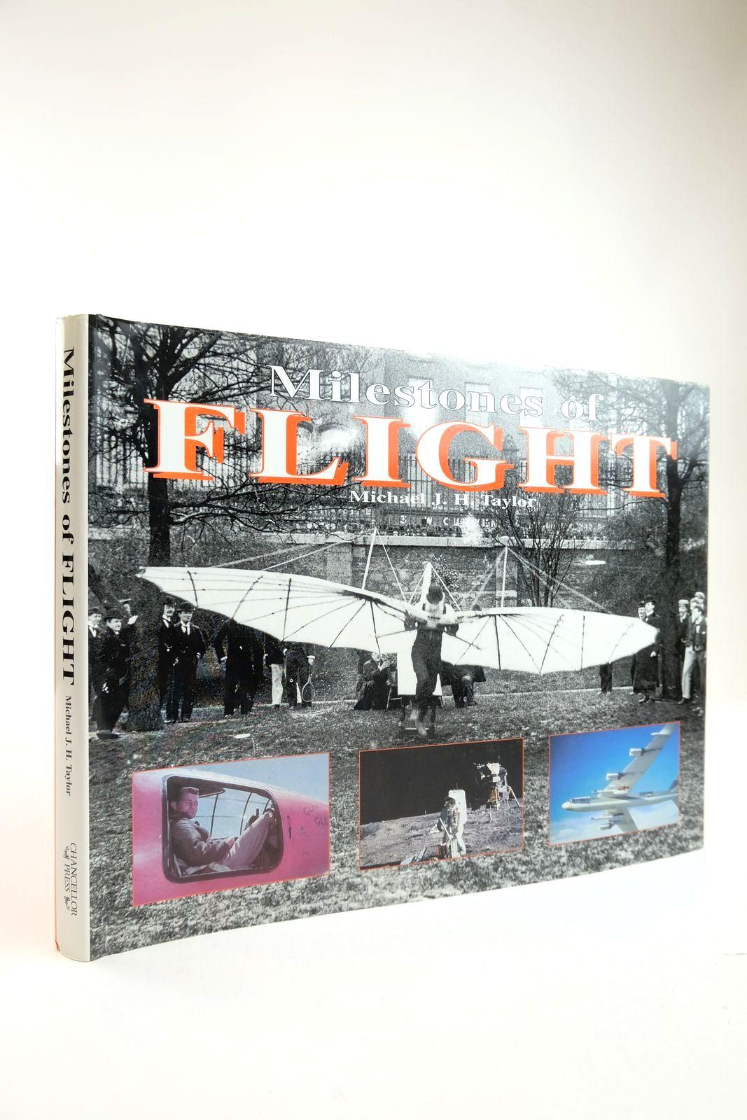 Photo of MILESTONES OF FLIGHT C. 843 B.C. TO THE PRESENT- Stock Number: 2134237