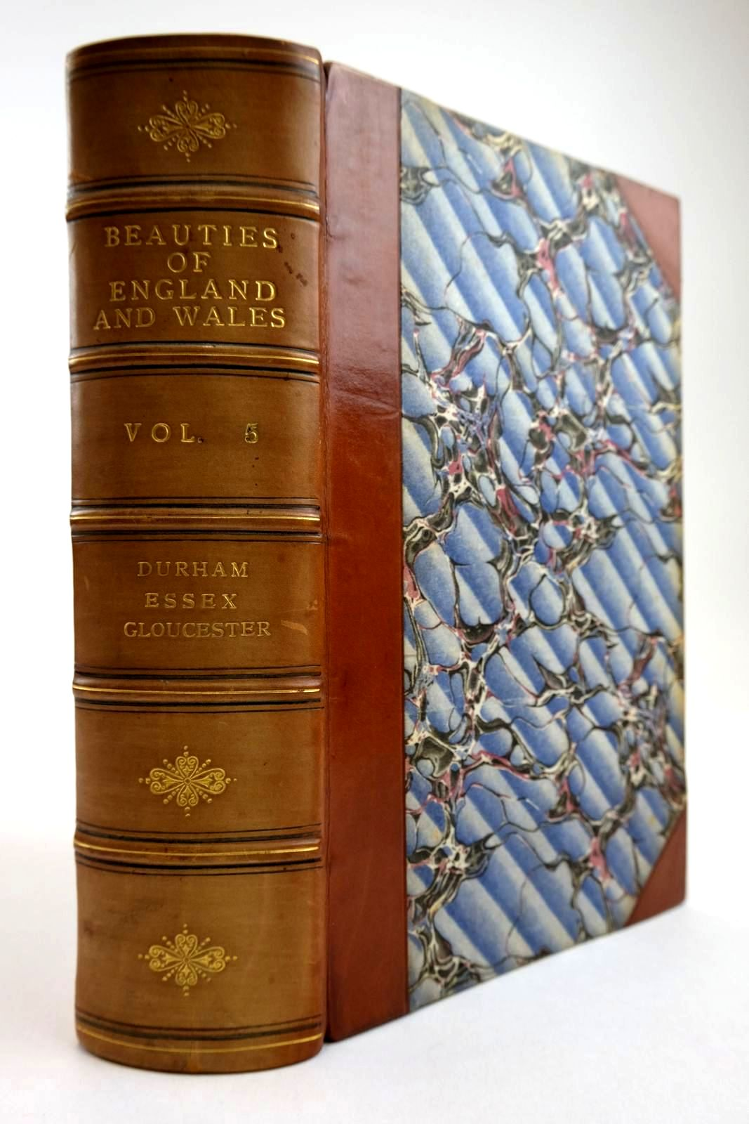 Photo of THE BEAUTIES OF ENGLAND AND WALES VOL V- Stock Number: 2134255