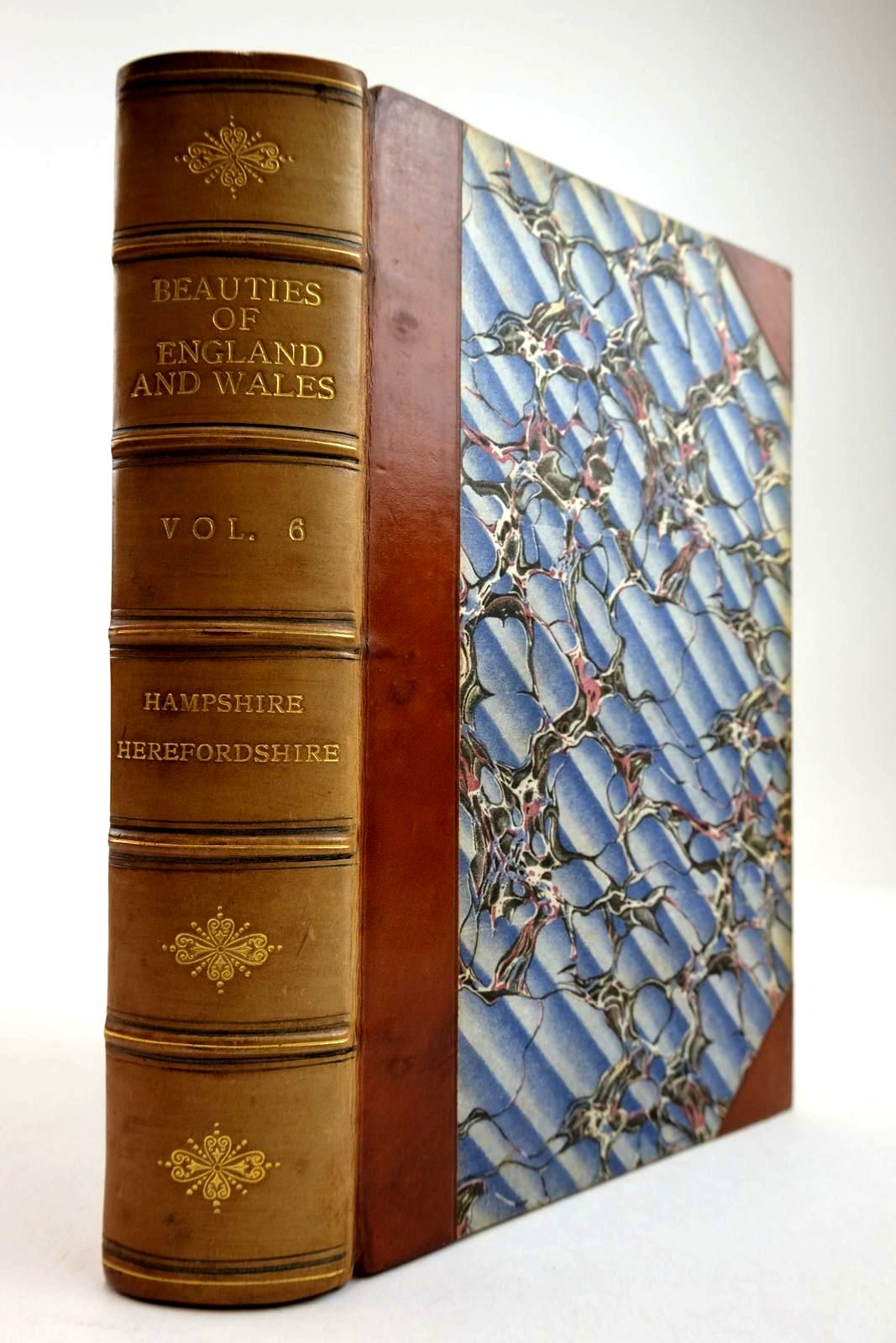 Photo of THE BEAUTIES OF ENGLAND AND WALES VOL VI- Stock Number: 2134256