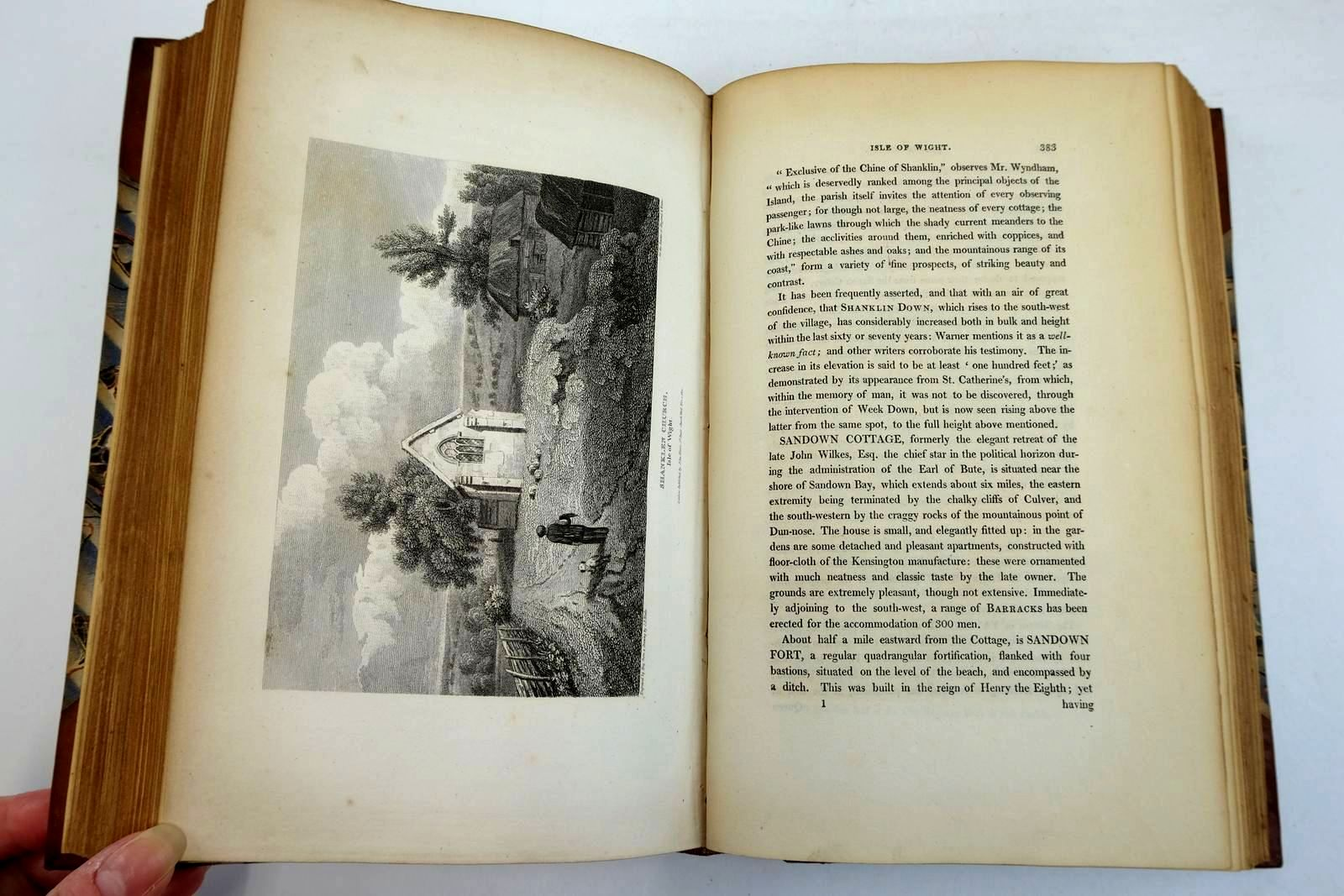 Photo of THE BEAUTIES OF ENGLAND AND WALES VOL VI written by Britton, John Brayley, Edward Wedlake published by Vernor & Hood (STOCK CODE: 2134256)  for sale by Stella & Rose's Books