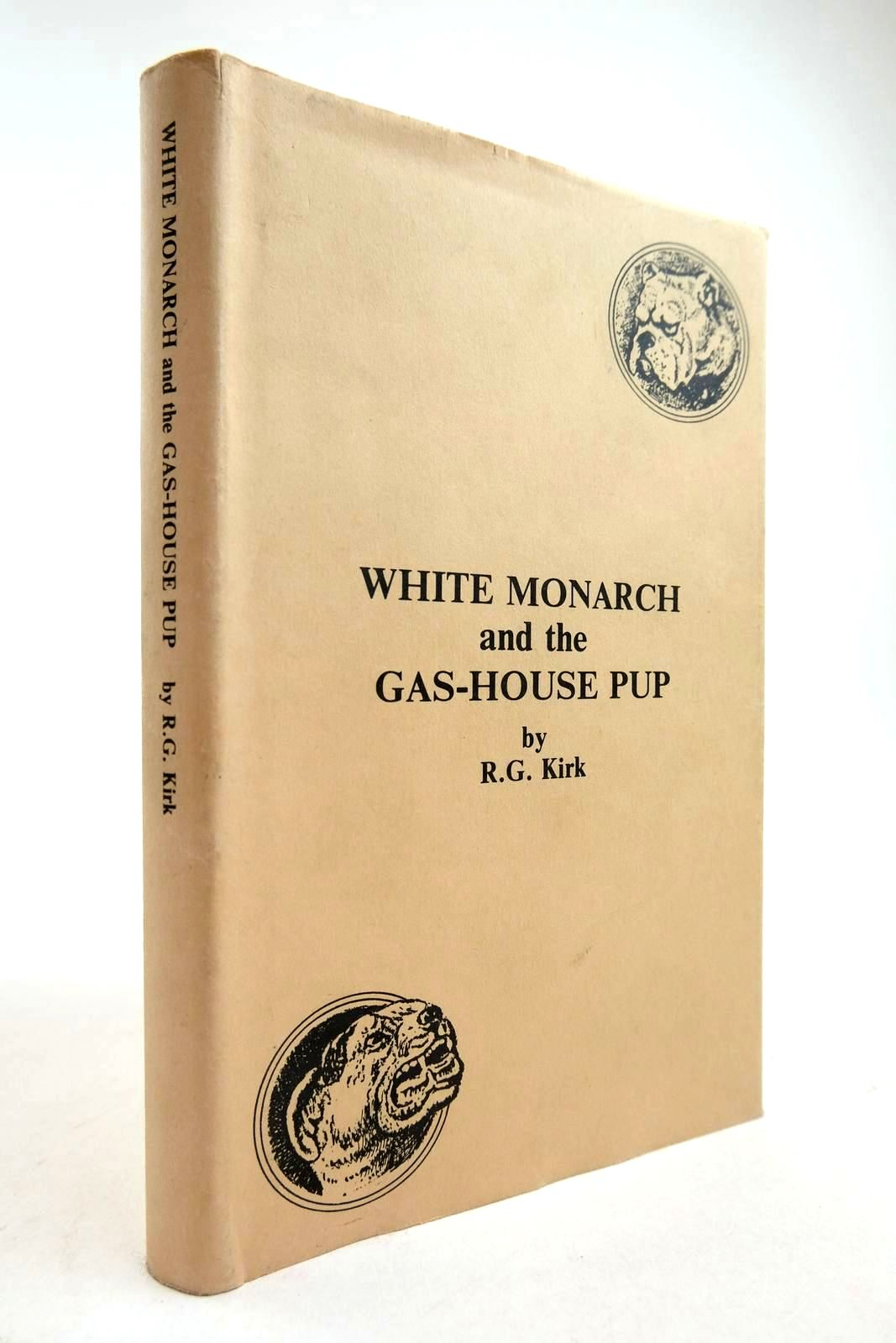 Photo of WHITE MONARCH AND THE GAS-HOUSE PUP- Stock Number: 2134259
