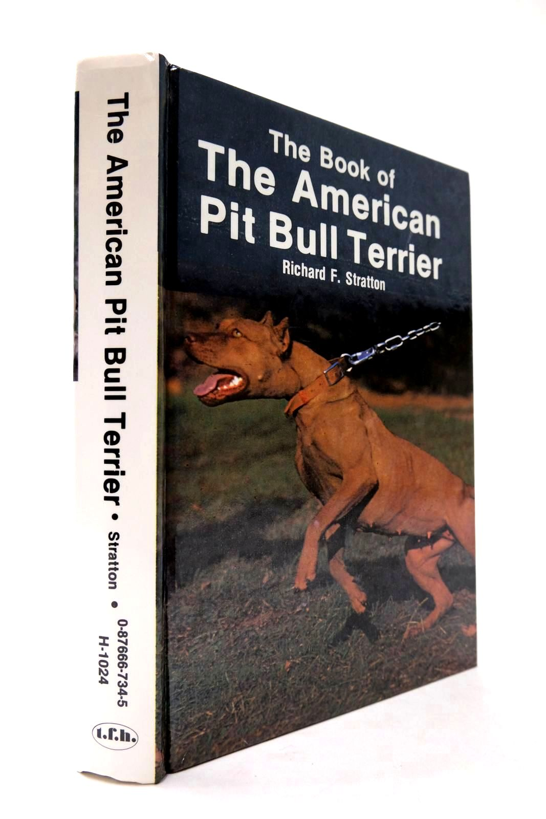 Photo of THE BOOK OF THE AMERICAN PIT BULL TERRIER- Stock Number: 2134261