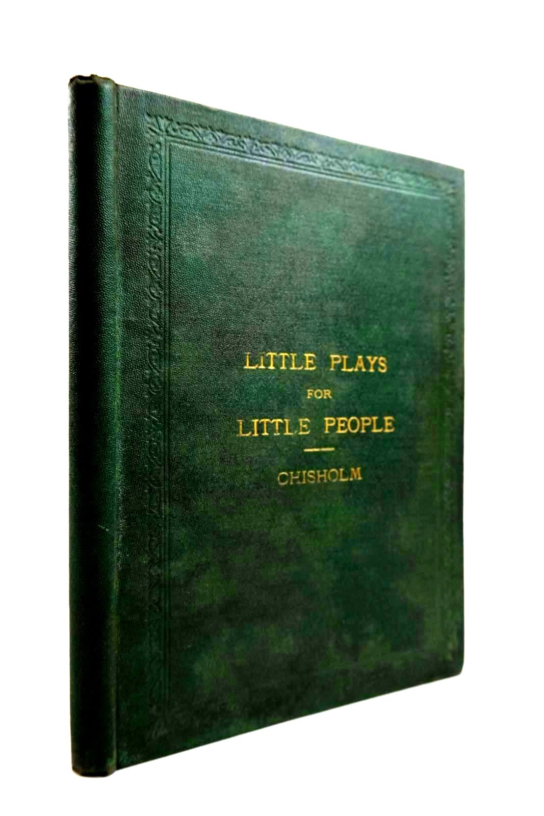 Photo of LITTLE PLAYS FOR LITTLE PEOPLE- Stock Number: 2134263
