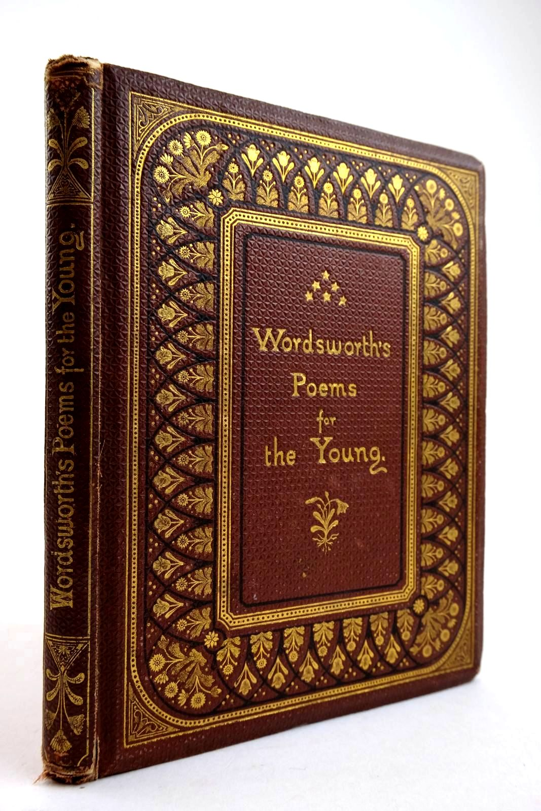 Photo of WORDSWORTH'S POEMS FOR THE YOUNG- Stock Number: 2134264