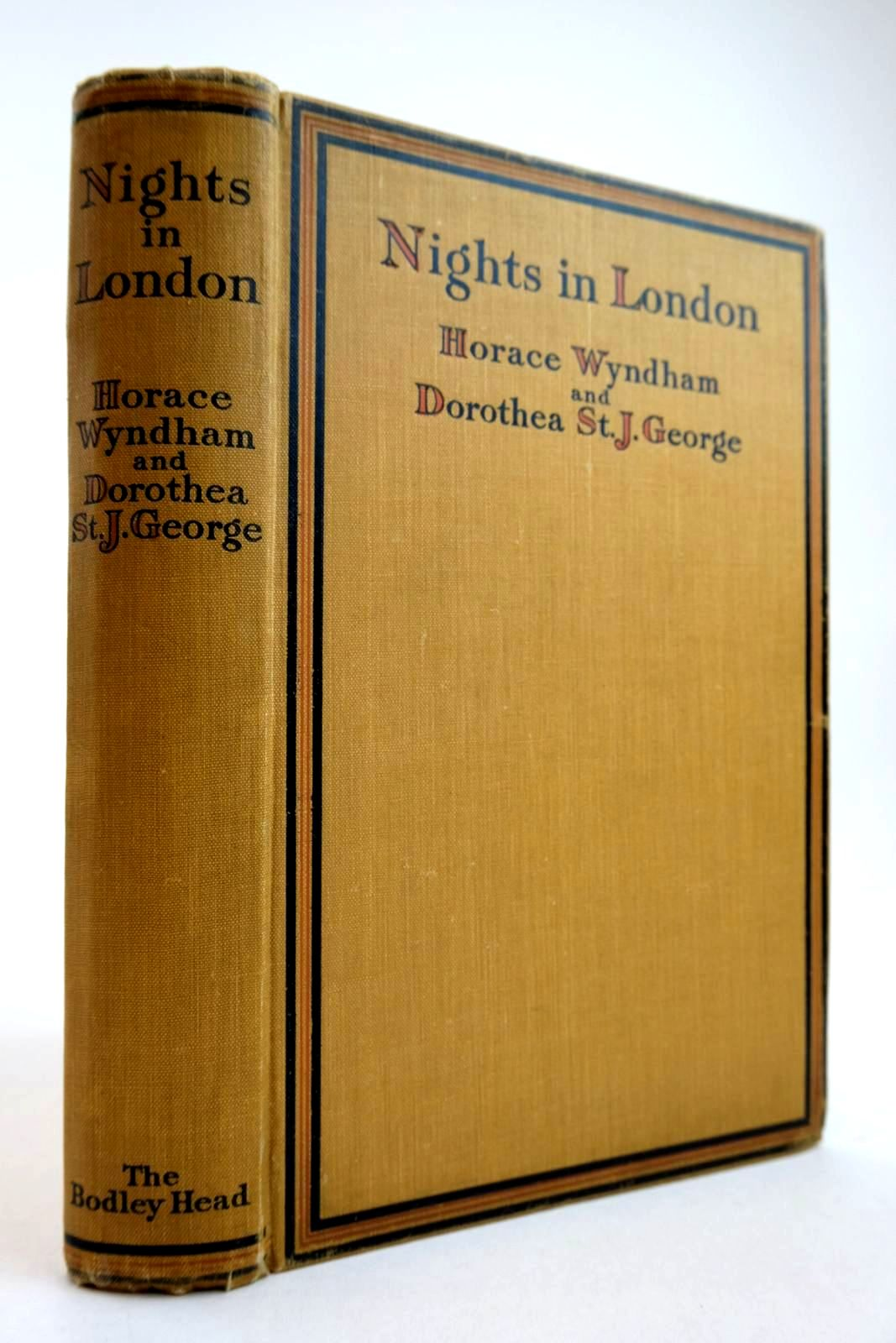 Photo of NIGHTS IN LONDON WHERE MAYFAIR MAKES MERRY- Stock Number: 2134266