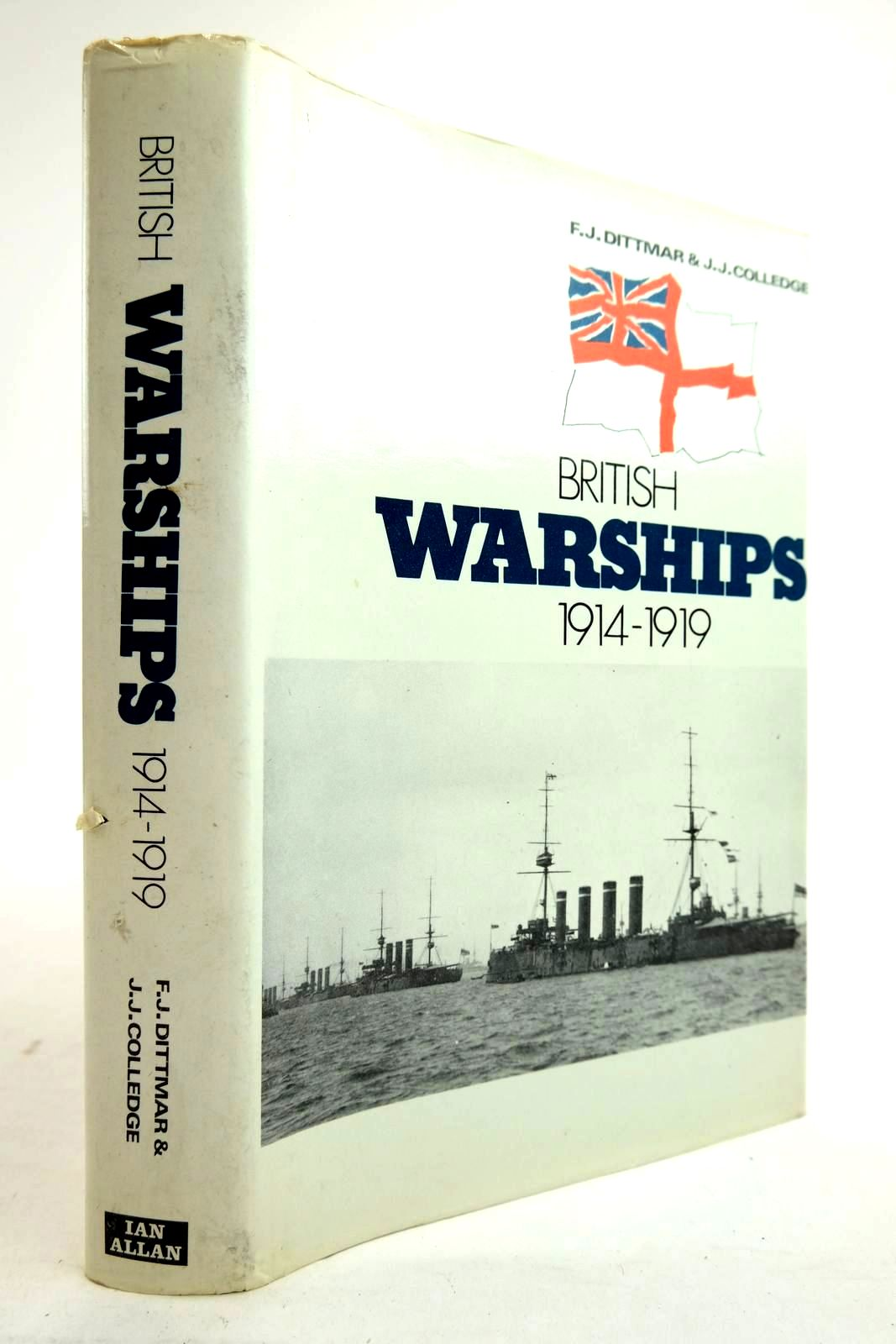 Photo of BRITISH WARSHIPS 1914-1919- Stock Number: 2134284