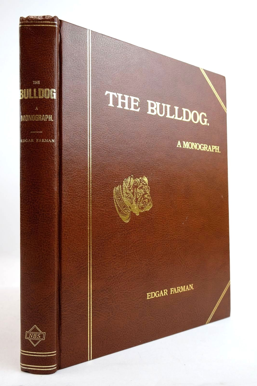 Photo of THE BULLDOG A MONOGRAPH- Stock Number: 2134326